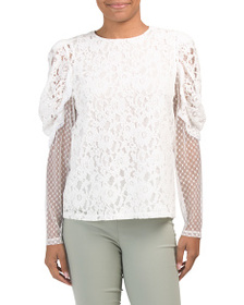SEE BY CHLOE Lace Top