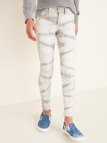 Ballerina Built-In Tough Tie-Dye Jeggings for Girl