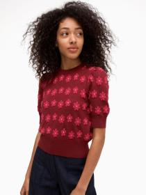 marker floral sweater