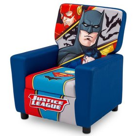 DC Comics Justice League Youth High Back Upholster