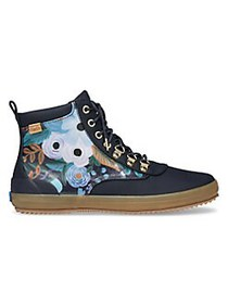 Keds Rifle Paper Co X Keds Scout Floral Booties NA