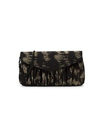 Nina Coco Clutch BLACK GOLD