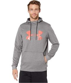 Under Armour Armour Fleece Pullover Hoodie Big Log
