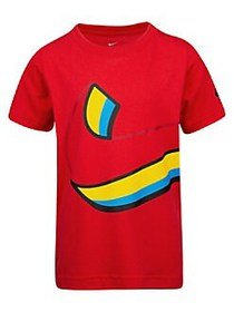 Nike Little Boy's Short-Sleeve Graphic Tee FIRE RE