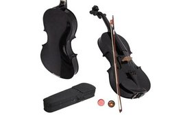 New School Acoustic Violin 4/4 Full Size with Case