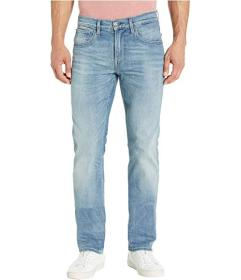 Hudson Jeans Byron Straight Zip in Easton
