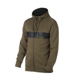 Oakley Crossbar Mark II Fz Hoodie - DARK BRUSH