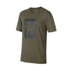 Oakley 50 Knock Out Star Tee - DARK BRUSH
