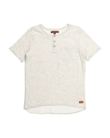 7 FOR ALL MANKIND Big Boys Reversible Henley