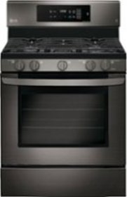 LG - 5.4 Cu. Ft. Self-Cleaning Freestanding Gas Co