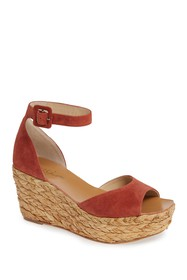 42 GOLD Mindie Platform Wedge Sandal
