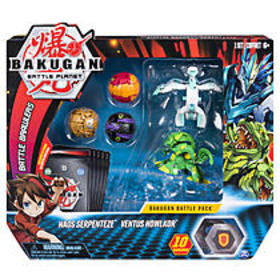 Bakugan, Battle Pack 5-Pack, Haos Serpenteze and V
