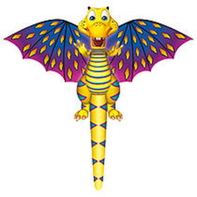XKites Fantasy Fliers Toon Dragon Kite