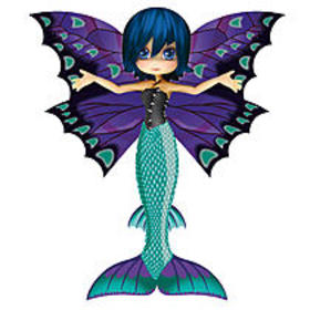 XKites Fantasy Fliers Mermaid Kite
