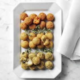 Assorted Arancini Bites