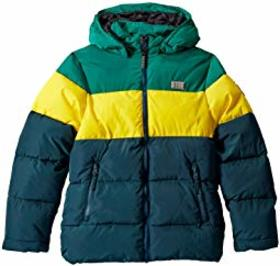 LEGO Kids Jacket with Detachable Hood and Mobile P