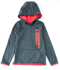 Under Armour Big Boys 8-20 Embossed Armour Fleece®