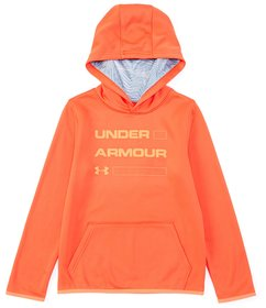 Under Armour Big Boys 8-20 Armour Fleece Wordmark