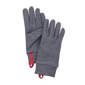 Hestra® Touch Point Warmth Gloves – 5 Finger, Grey