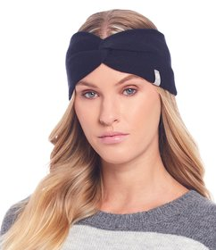 Fraas Ladies' Solid Cashmere Signature Headband