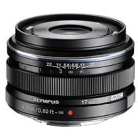 Olympus M. Zuiko Digital 17mm f/1.8 Lens, Black, f