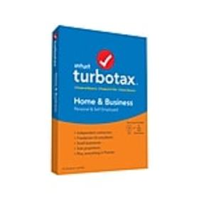 Intuit TurboTax Home/Business Fed and E-File State