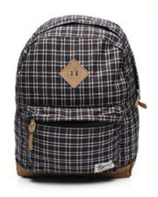 Reason checkered backpack (unisex)