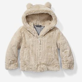 Toddler Quest Sherpa Fleece Jacket
