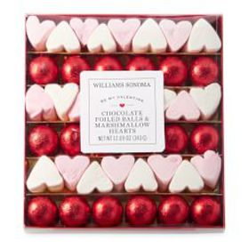 Williams Sonoma Chocolate & Marshmallow Box