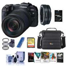 Canon EOS RP Mirrorless Camera with RF 24-240mm f/