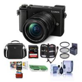 Panasonic Lumix DC-GX9 Mirrorless Camera w/12-60mm
