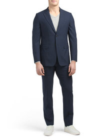THEORY Broken Check Suit Separates Collection