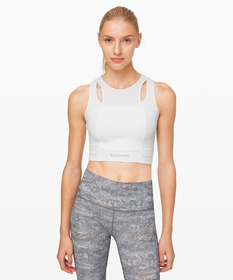 Lulu Lemon New Ambition Cropped Tank *Online Only