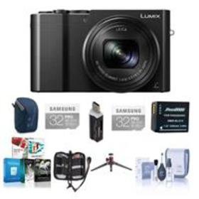 Panasonic Lumix DMC-ZS100 Digital Camera with Prem