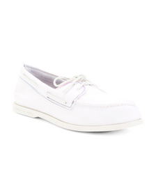 SPERRY Men's Canvas Boat Shoes