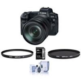 Canon EOS R Mirrorless Digital Camera with RF 24-1