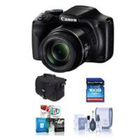 Canon PowerShot SX540 HS Digital Camera and Free A
