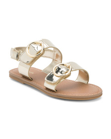 NINA Double Strap Sandals (Toddler)