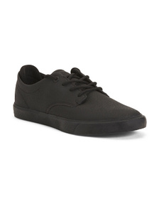 LACOSTE Lace Up Sneakers (Little Kid, Big Kid)