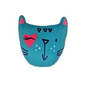 Kitty and Girl Power Decorative Pillow Set by Limi