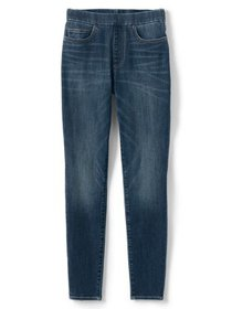 Women's Plus Size Pull-On Skinny Jean