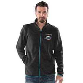 """""""As Is"""" Officially Licensed NFL Sweater Fleece Ful"""
