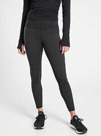 Cold Front Hybrid DWR Tight in Plush Supersonic