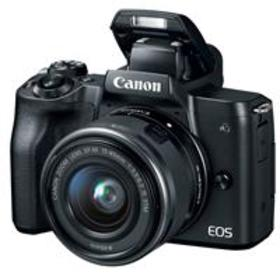 Canon EOS M50 Mirrorless Camera with 15-45mm STM L
