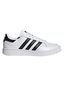 Adidas Men's Team Court Sneakers WHITE