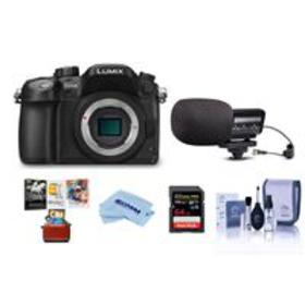 Panasonic Lumix DMC-GH4 Mirrorless Body, Black Wit