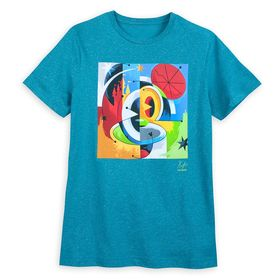 Disney Mickey Mouse Disney Parks Artist Series T-S