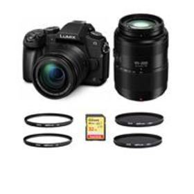 Panasonic Lumix DMCG85 Mirrorless with 12-60mm OIS