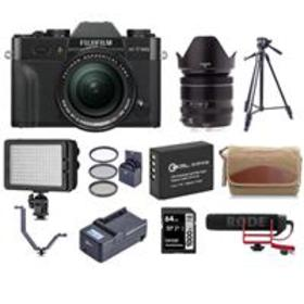 Fujifilm X-T30 Mirrorless Camera with XF 18-55mm f