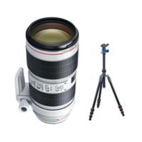 Canon EF 70-200mm f/2.8L IS III USM Lens With 3LT
